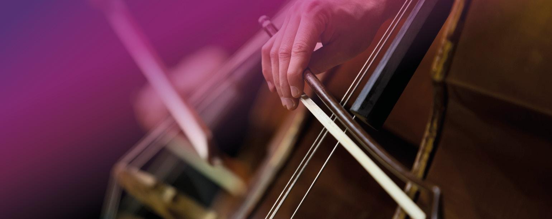 Aus Leidenschaft zur Musik